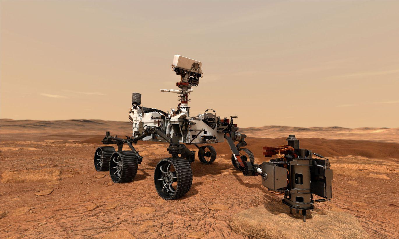 ASV ceturtdien uz Marsu plāno palaist pašgājēju robotu