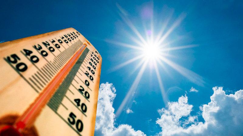 Karstuma dēļ, valstī līdz pirmdienai izsludināts dzeltenā līmeņa brīdinājums