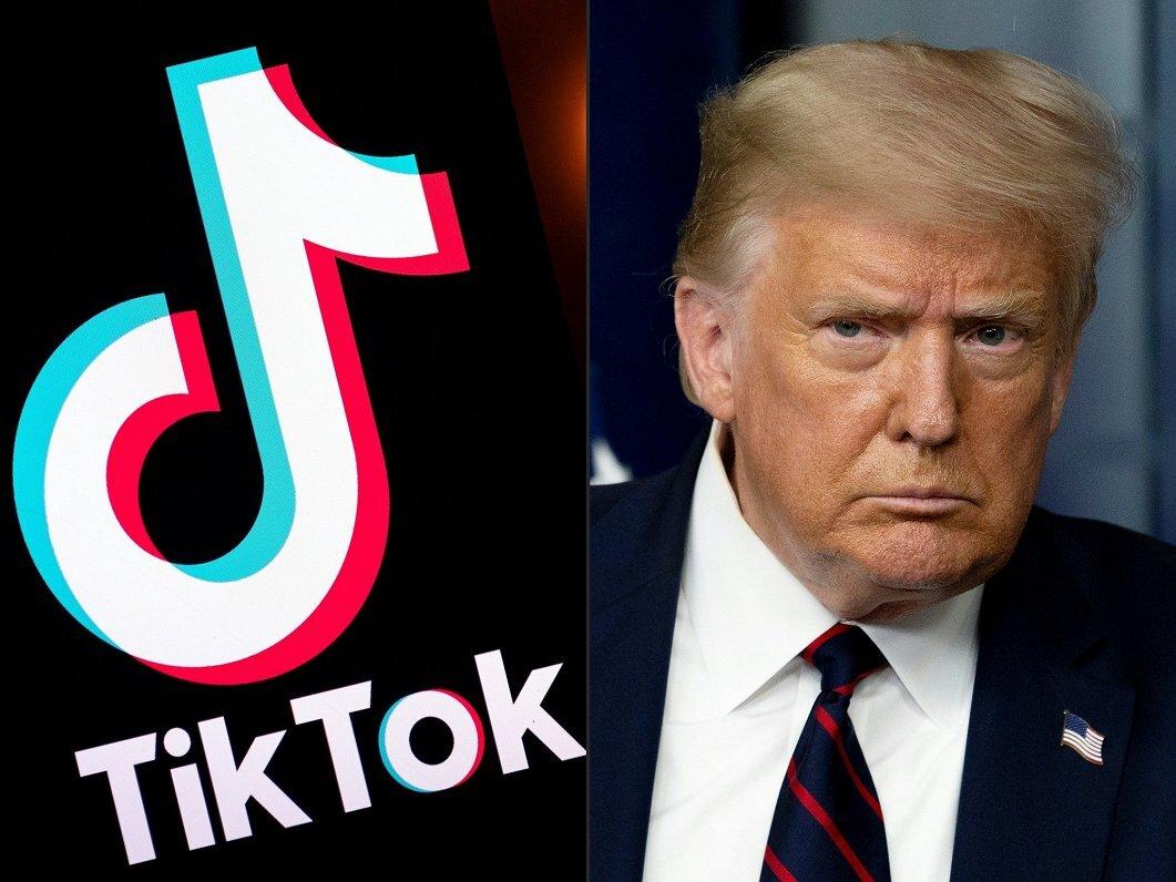 Tramps: Vienošanās par «TikTok» pārdošanu jāpanāk līdz 15. septembrim