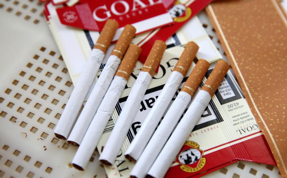 Valsts iznīcinājusi 4,3 miljonus likumpārkāpējiem atņemtas cigaretes